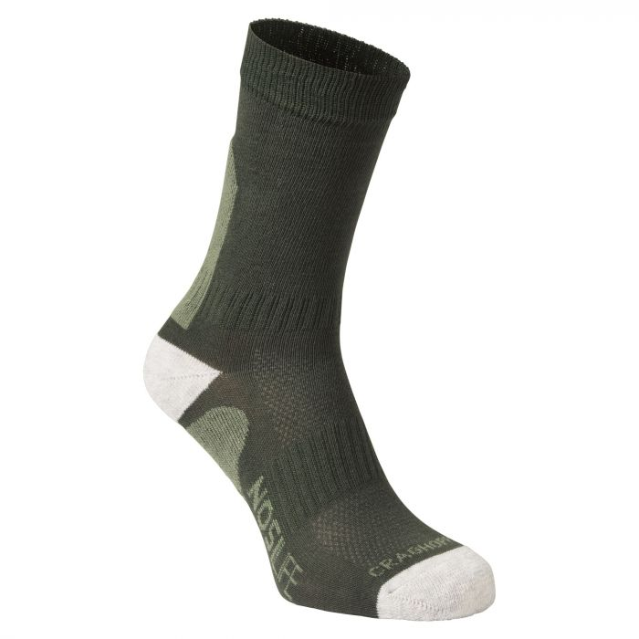 NosiLife Adventure Socken Parka Green