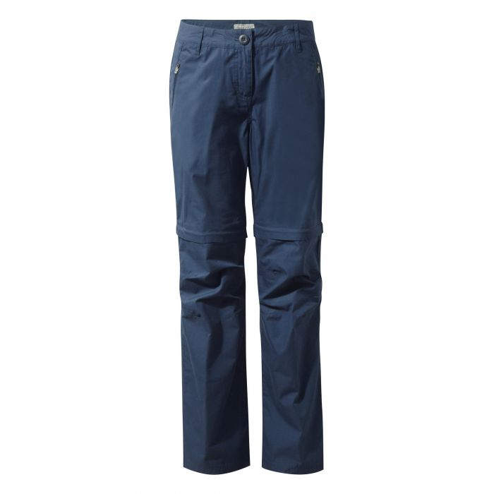 C65 Convertible Trouser Soft Navy