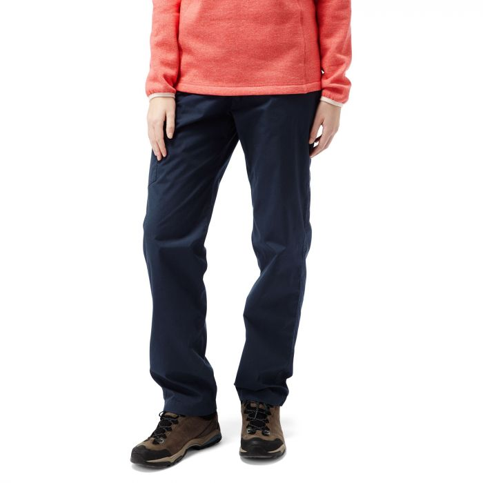 Kiwi II Winter-Lined Trousers Soft Navy