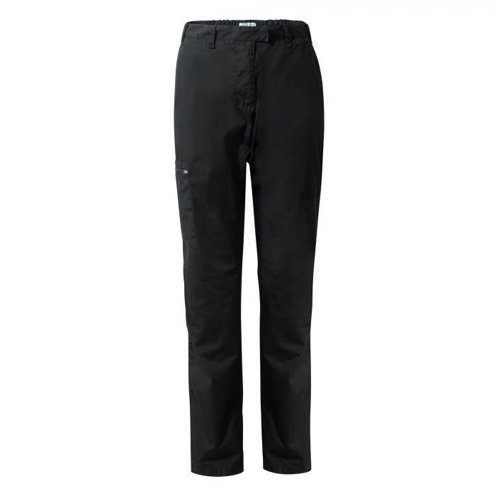 Kiwi II Winter-Lined Trousers Black