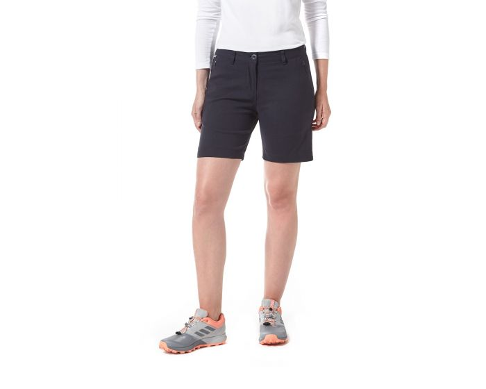Grey or Navy Craghoppers Women/'s Kiwi Pro Outdoor Stretch Shorts