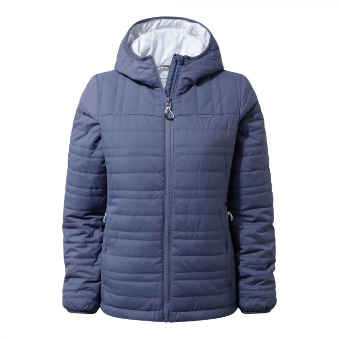CompressLite Jacke II China blue