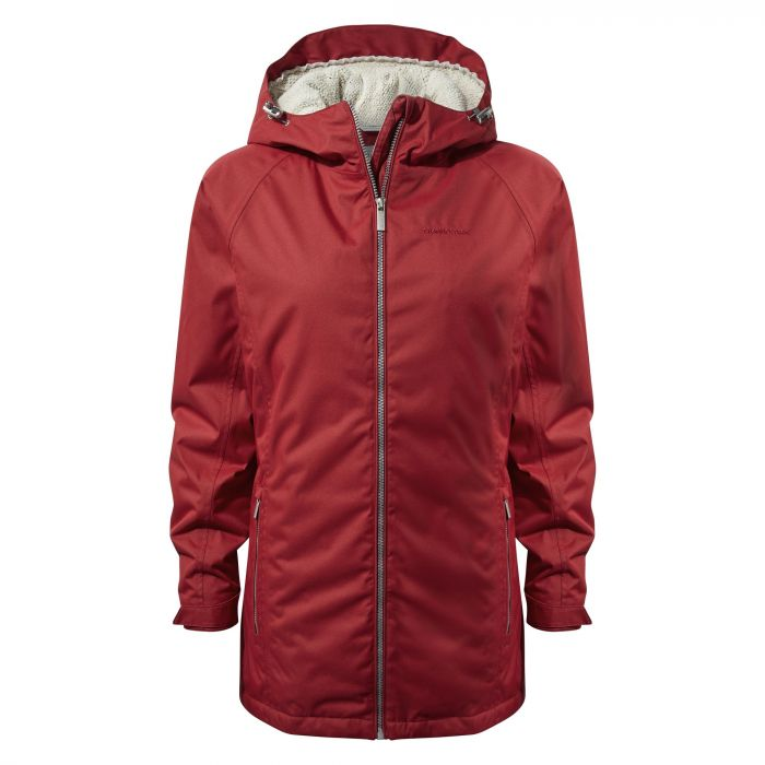 Madigan Classic Thermic II Jacket - Fire Red