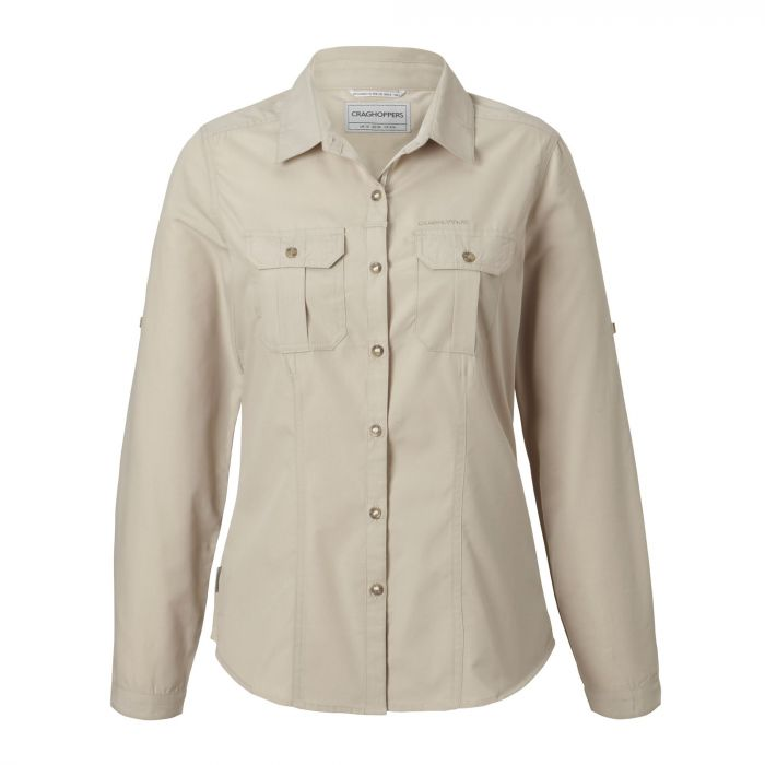 Adventure Long-Sleeve Shirt - Desert Sand