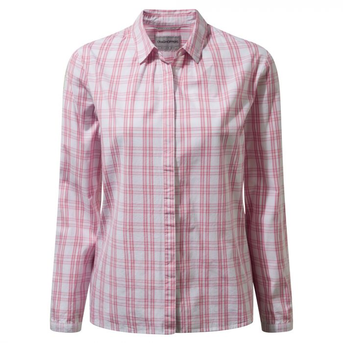 Candelo Shirt English Rose Check