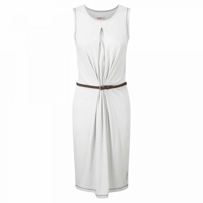 Insect Shield Astrid Dress   Dove Grey Marl