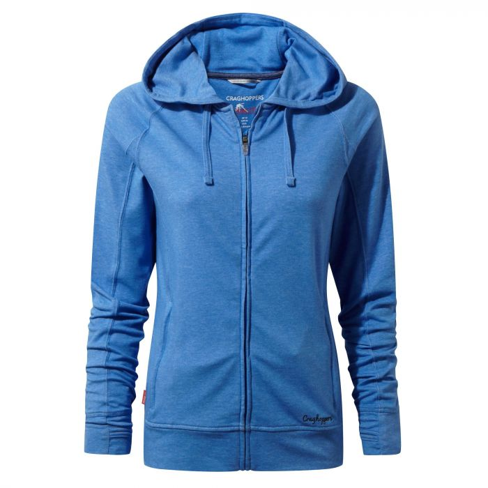 Insect Shield Marlin Jacket Bluebell