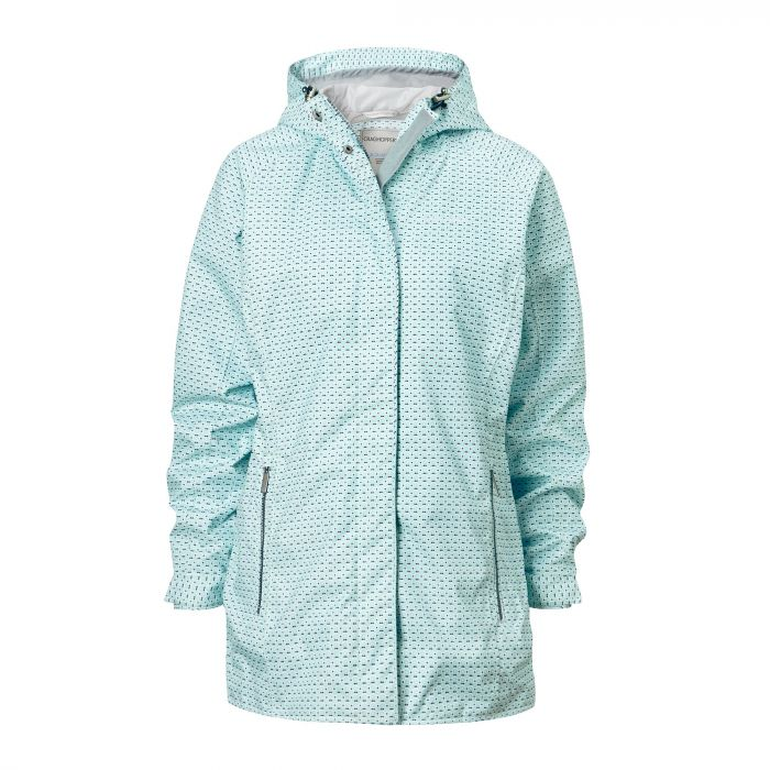Madigan Classic II Jacket Seaspray Print
