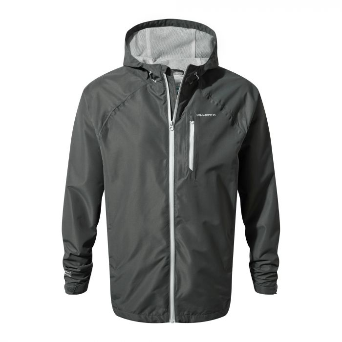 Crawney Jacke Dark Grey