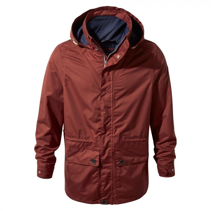 Ingham Jacke Red Earth