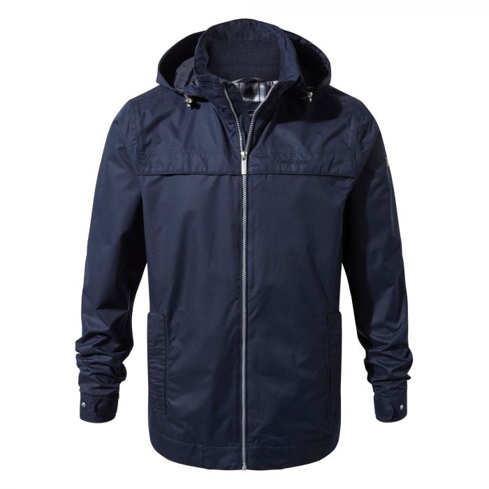 Nicholson Jacket Blue Navy