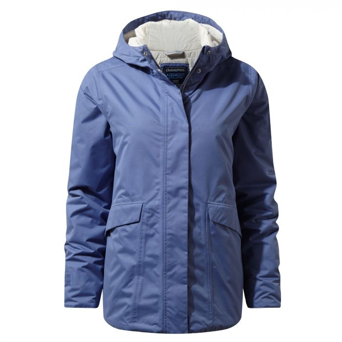 Marla Jacke China blue