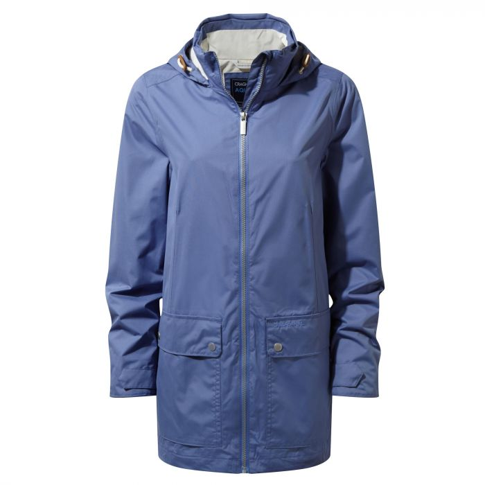 Lismore Jacke China blue