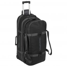 120 Litre Longhaul Luggage Bag Black / Quarry Grey