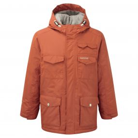Alix Jacket Burnt Orange