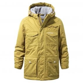 Alix Jacket Levison Gold
