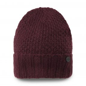 Caledon Hat Dark Wine