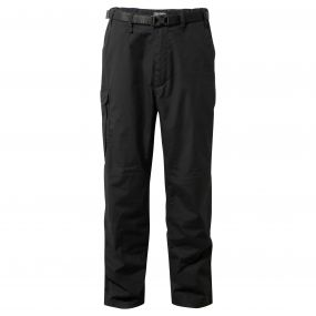 Classic Kiwi Trousers Black Pepper