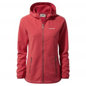 Hazelton Hooded Jacket Watermelon
