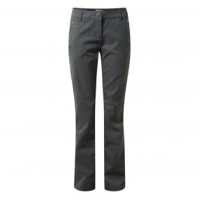 Kiwi Pro Stretch Lined Trousers Graphite
