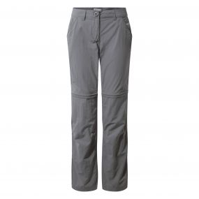 NosiLife Convertible Trousers Platinum