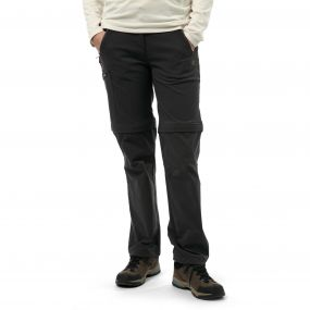 NosiLife Pro Convertible Trousers Charcoal