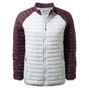 VentaLite II Jacket Dove Grey / Winterberry