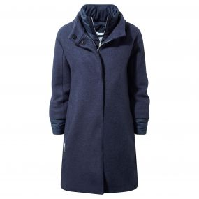 Elina Jacket Soft Navy