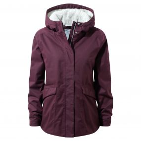 Lindi Jacket Winterberry