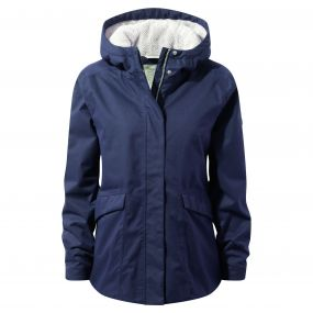Lindi Jacket Night Blue