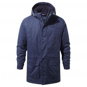 Pelle Jacket Blue Navy