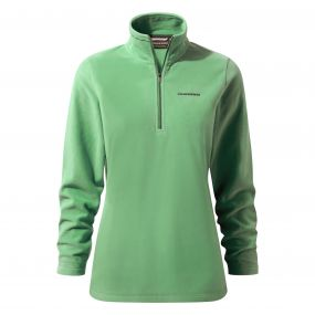 Miska III Half Zip Apple Tang