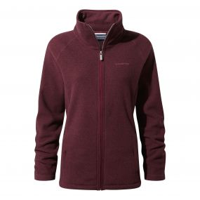 Nesta Jacket Dark Rioja Red