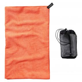 Microfibre Towel - Extra Large Orange