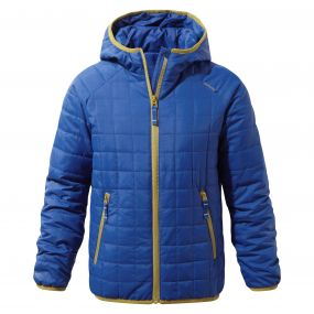 Bruni Jacket Deep Blue