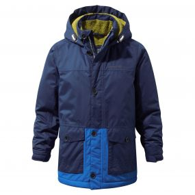 Scotton Parka Night Blue