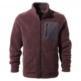 Edvin Jacket Red Wine