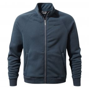 Henrik Fleece Jacket Storm Navy