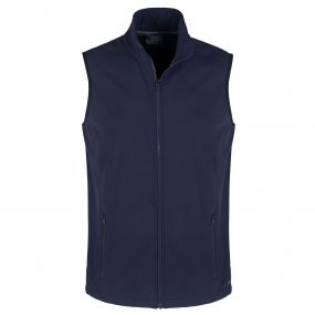 Expert EssentInteractivel Interactive Softshell Vest Dark Navy