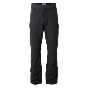Kiwi Pro Waterproof Trousers Black
