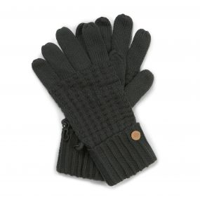 Brompton Gloves Charcoal