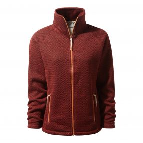 Jasmine Jacket Redwood Marl