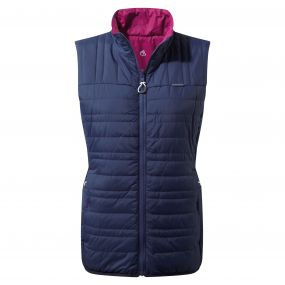 CompressLite Vest II Night Blue / Azalia Pink