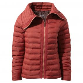 Moina Jacket Redwood