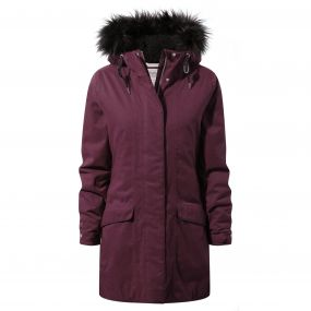 Inga Jacket Winterberry