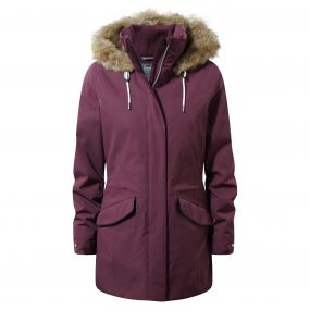 Josefine Jacket Winterberry