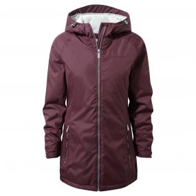 Madigan Classic Thermic Jacket II Dark Rioja Red