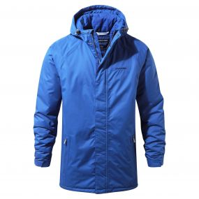 Peers Jacket Deep Blue