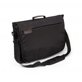 17 Inch Commuter Laptop Bag Black