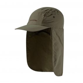 Kids Desert Hat Dark Khaki